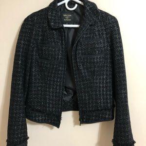 Kate Moss Topshop Tweed Jacket